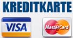 Bezahlung per Kreditkarte mit secupay